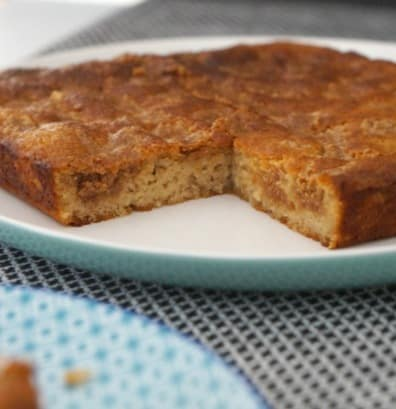 Easy Gluten Free Cinnamon Tea Cake