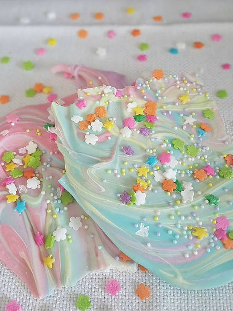 Unicorn Poop Bark