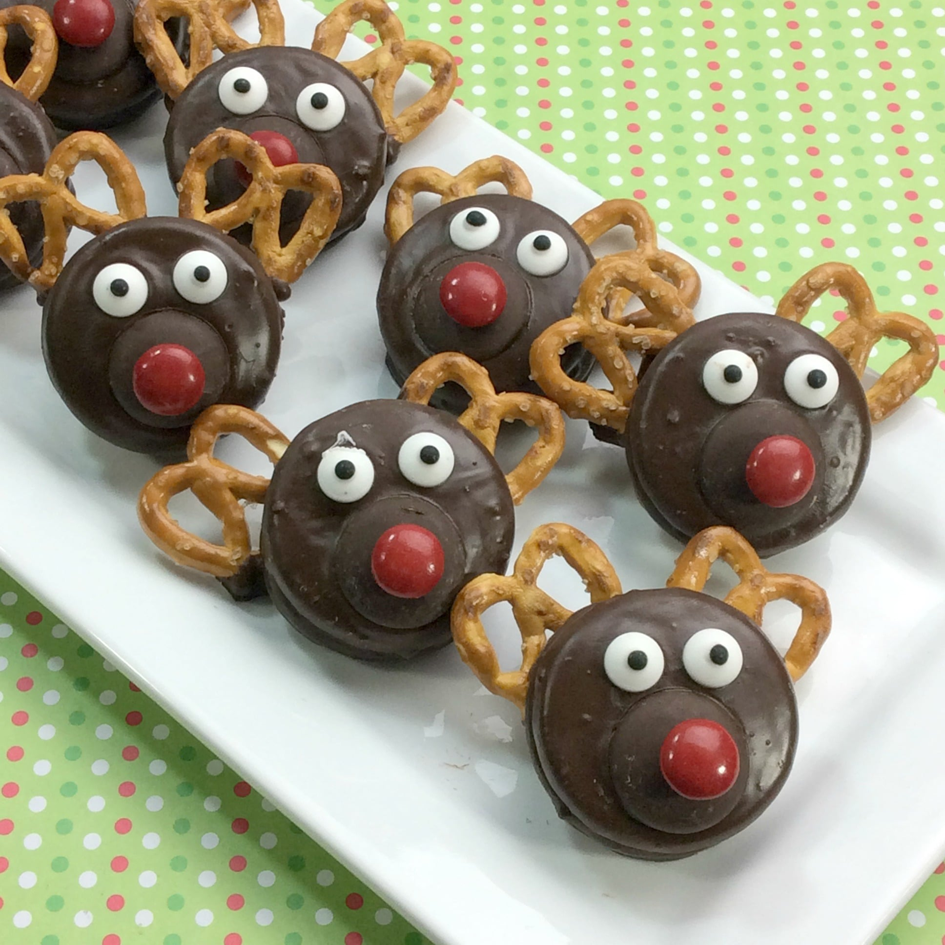 My Reindeer Oreos