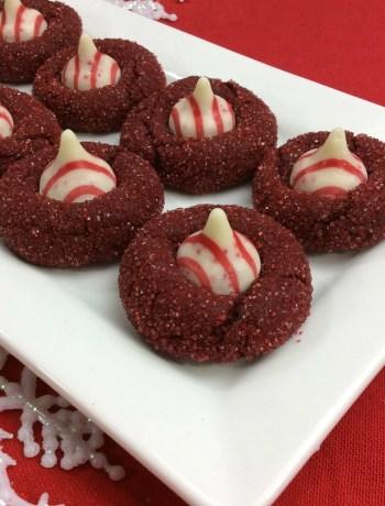 Red velvet cookie 4-5