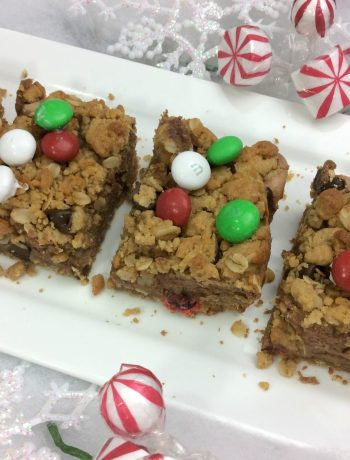 Xmas Monster Cookie Bar 1-5
