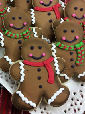 Gingerbread Sugar Cookie