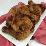 Air Fryer Fried Chicken Drumsticks