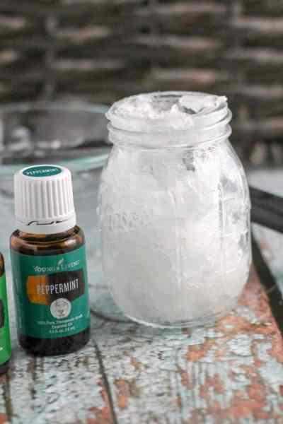 Homemade Vicks Rub with Essential Oils