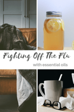 Fighting Off The Flu With Essential Oils