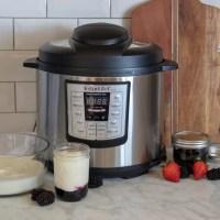 Instant Pot Yogurt WITHOUT The Yogurt Button