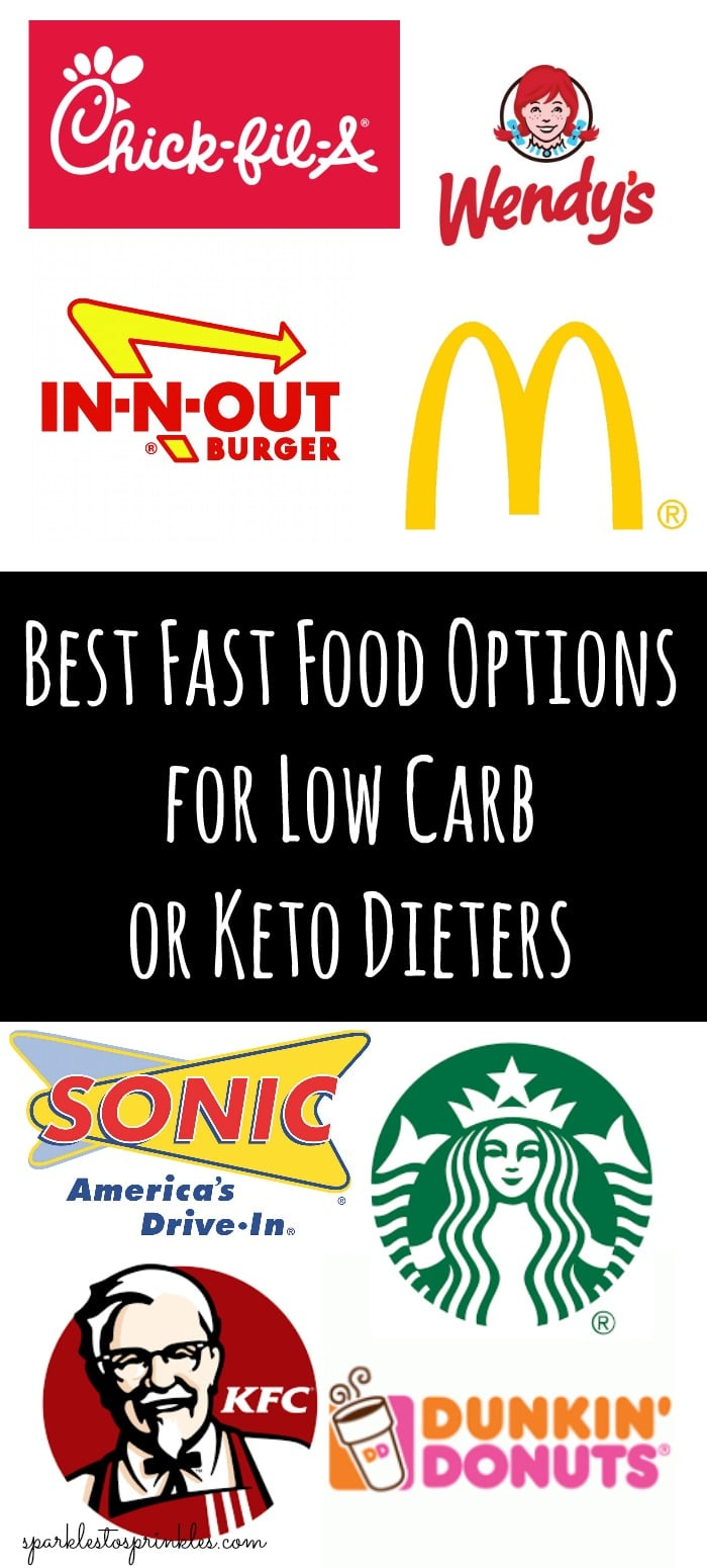 Best Fast Food Options