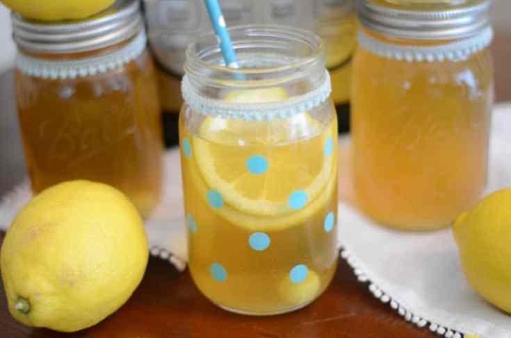 Instant Pot Lemon Drop Moonshine