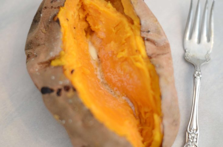 Instant Vortex Air Fryer Sweet Potatoes
