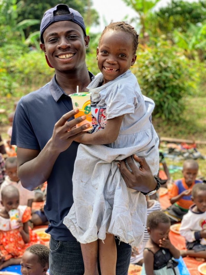 FEATURE: Giving Street Kids Hope for The Future. Here's David Mubiru's God's Children Ministry 1 MUGIBSON WRITES