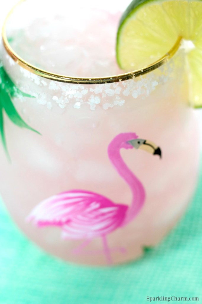 The Pink Flamingle Margarita