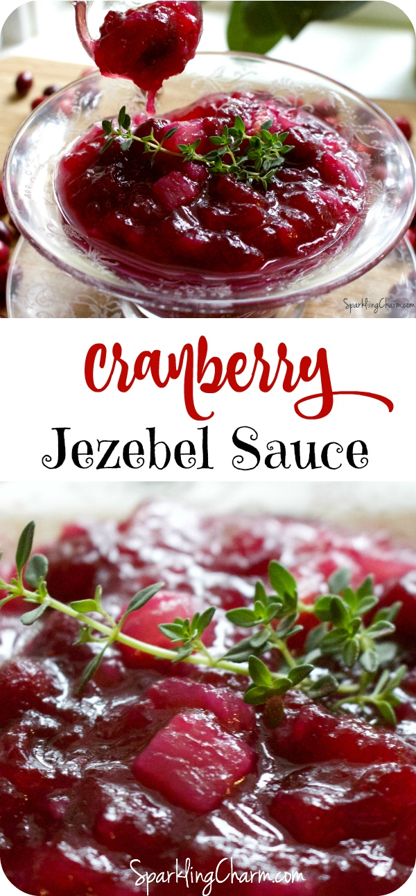 Cranberry Jezebel Sauce