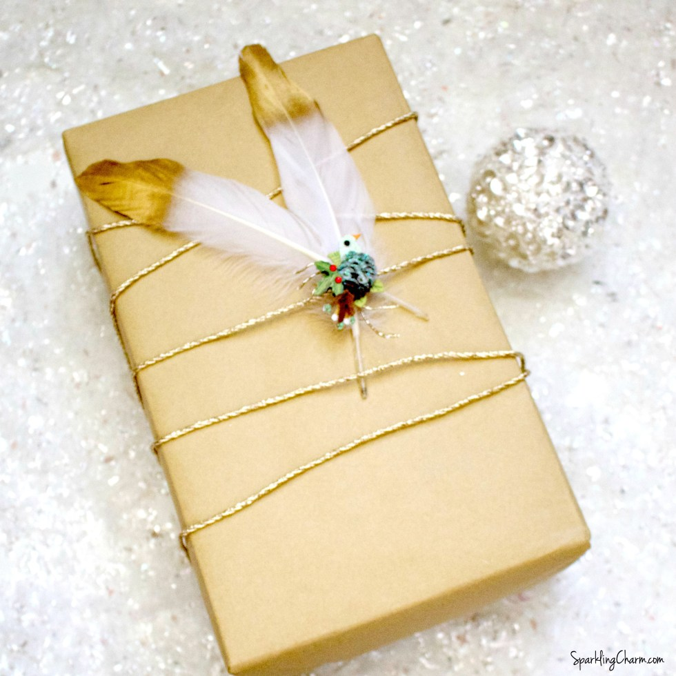 6 Fresh Ways To Add Charm to a Wrapped Gift