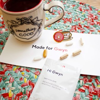 SPARKLE CRUSH! CARE/OF Personalized Vitamin Packs