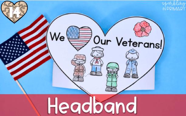 Veteran S Day Activities For Kindergarten Sparkling In Primary - Get Veterans Day Worksheets For Kindergarten Pictures