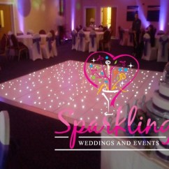 Chair Cover Hire Ellesmere Port Tables And Chairs Price Uplighting Twinkling Dancefloor At Premier Inn