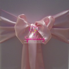 Chair Covers With Pink Bows Swivel Patio Chairs Clearance And