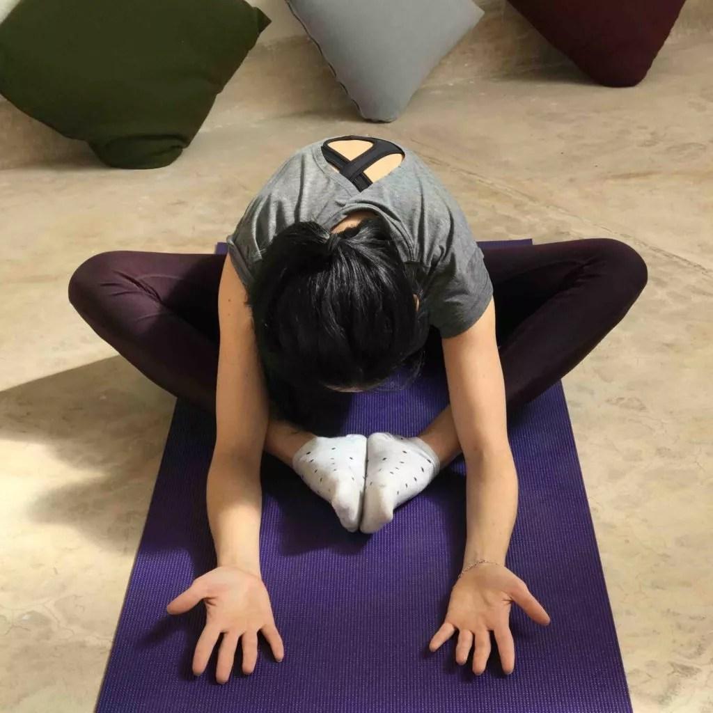 Yoga Poses And Meditation For Better Sleep