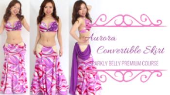 Aurora Convertible Skirt Premium Course