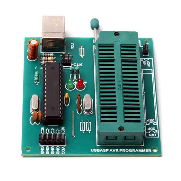 Circuit Boards For Isp Serial Programmer Printed Circuit Boards