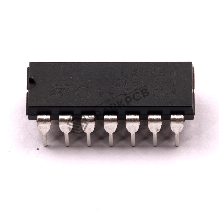 Lm324 Is A 14pin Ic Consisting Of Four Independent Operational