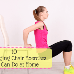 Chair Gym Weight Loss Custom Dining Slipcovers 10 Challenging Exercises Sparkpeople