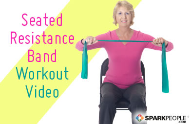 seated chair yoga poses for seniors childrens plastic chairs limited mobility   sparkpeople