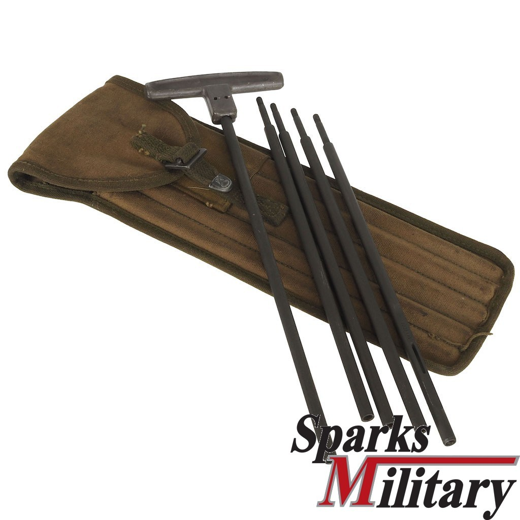 Wwii Case Cleaning Rod M15 A Canvas M2 M3 Buy Online