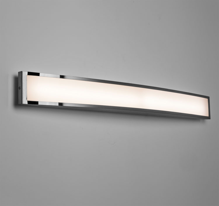 AX7198  Chord 72W 3000K LED Bathroom Wall Light in