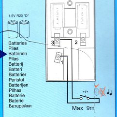 Friedland Door Chimes Wiring Diagram Wide Area Network Visio D902 Bell-in-one 3v Dc (battery Powered) | 902f