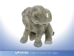 Elephant Figurine 15cm