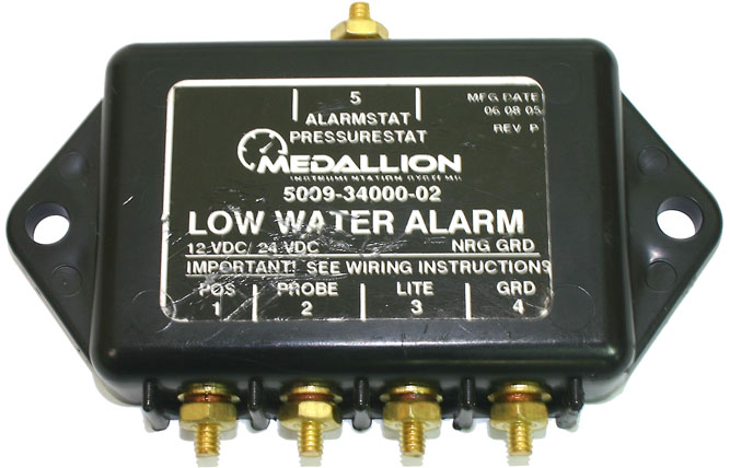 alarm circuit diagram john deere solenoid wiring low water alarms - level module 8v / 16v 9030