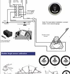 vdo rudder gauge wiring diagram wiring diagram expert vdo rudder angle indicator wiring diagram vdo rudder [ 978 x 1394 Pixel ]