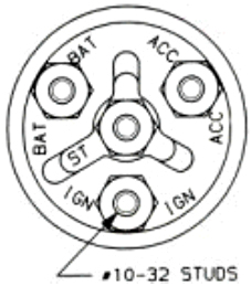 4 Pole Ignition Switch Wiring : 29 Wiring Diagram Images