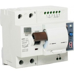 RCD's – Manual & Resettable - Sparks in Spain