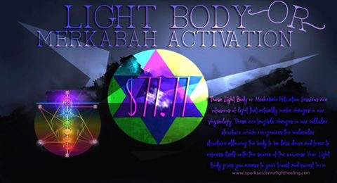 Light Body Or Merkabah Activation