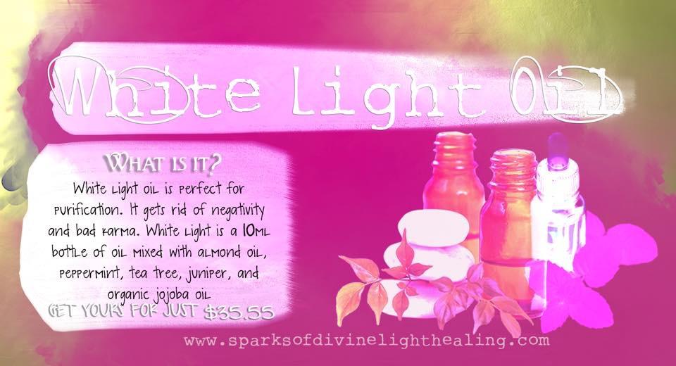 White Light Oil
