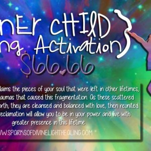 Inner Child Healing Activation