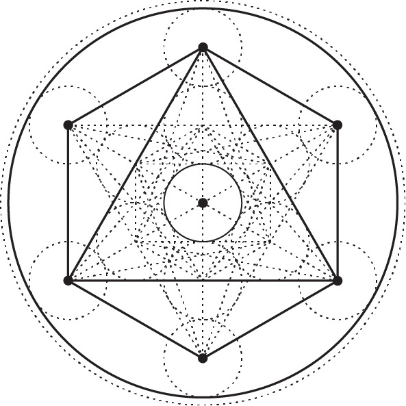 Laminated Grid Fourteen