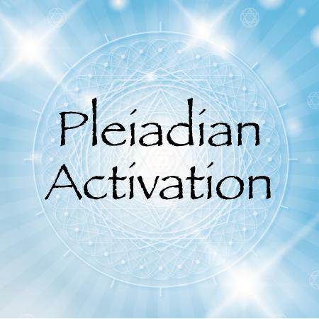 Pleiadian Starseed Activation