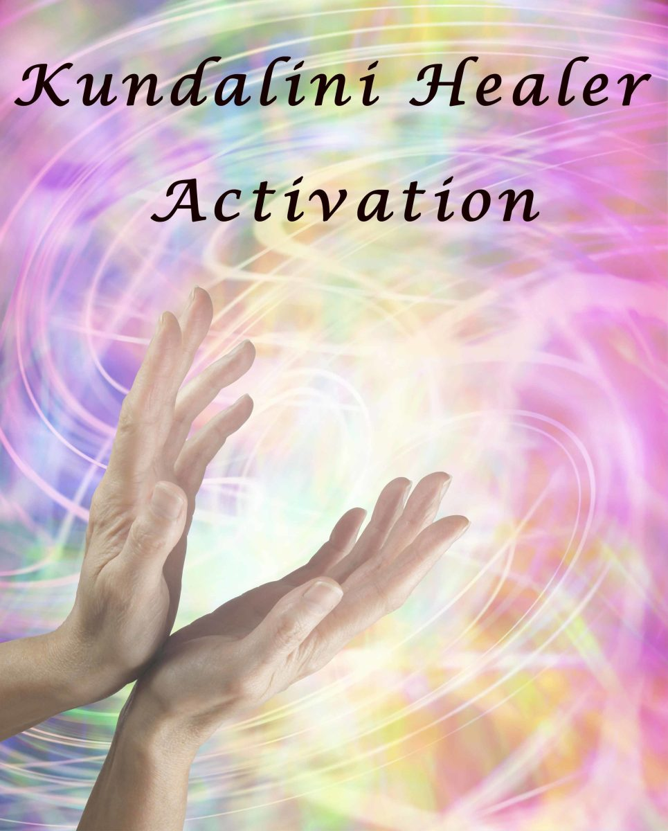 Kundalini Healer Activation