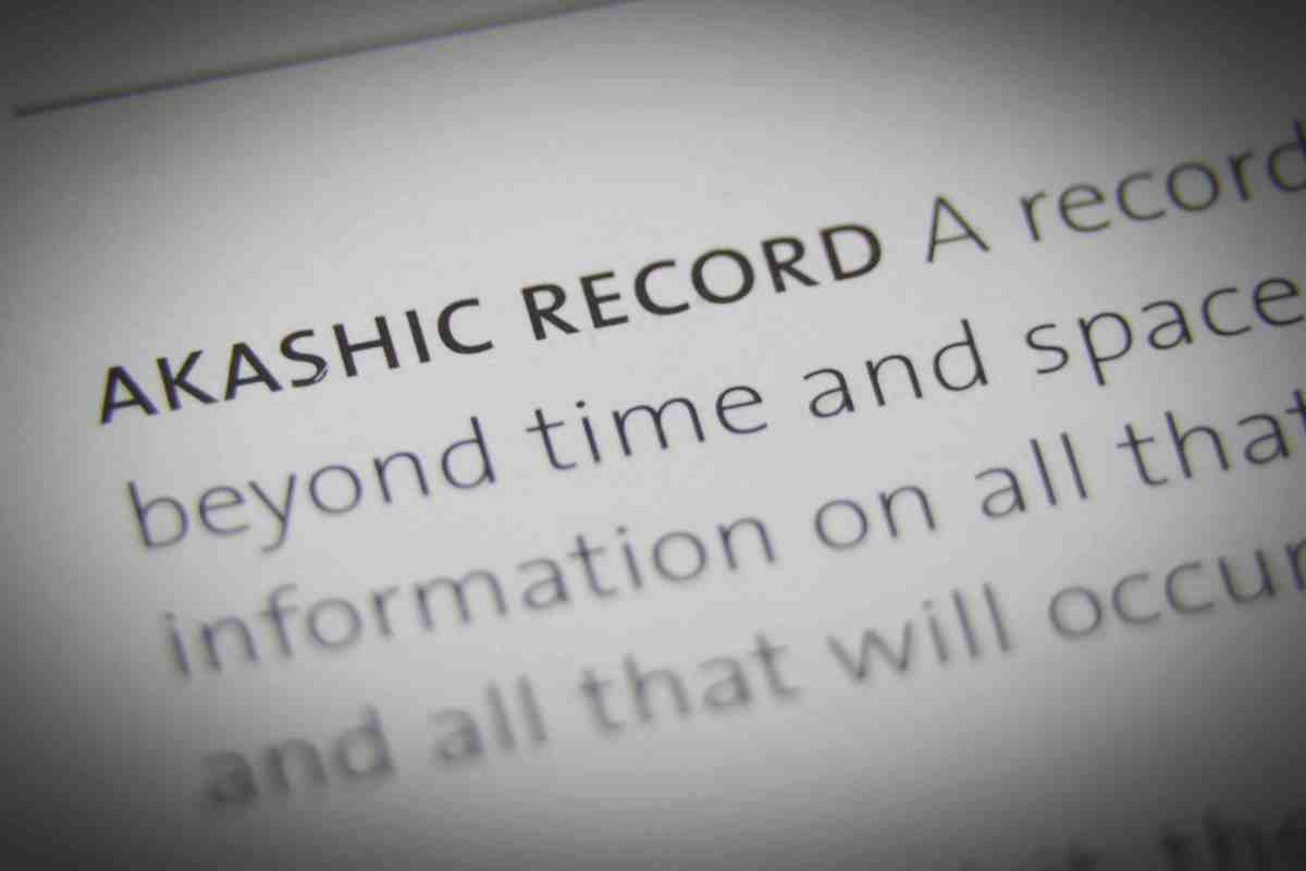 Akashic Record Certification