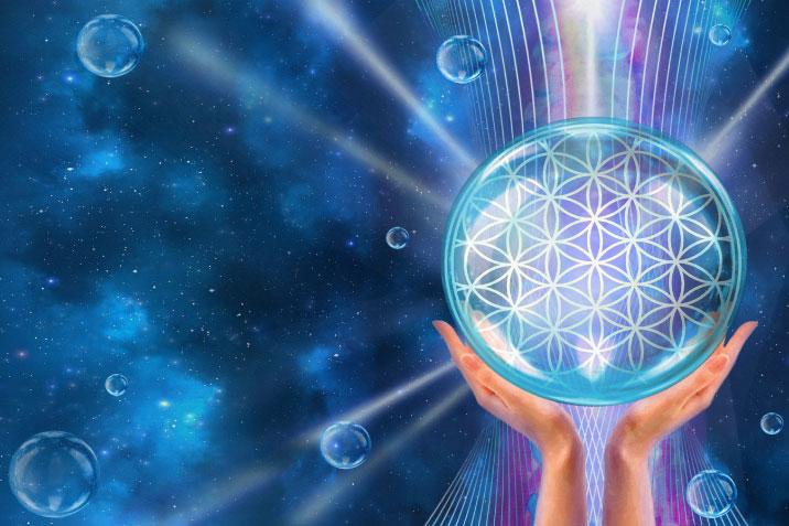 Earth star chakra activation