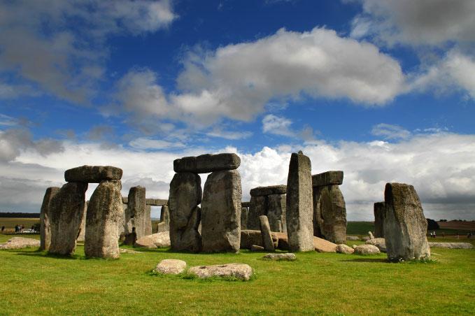 Stonehenge Stargate Activation