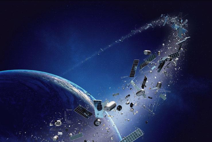 Debris On Your Timeline/Cosmic Shift