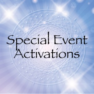 Special Events/ Sacred Site Activations
