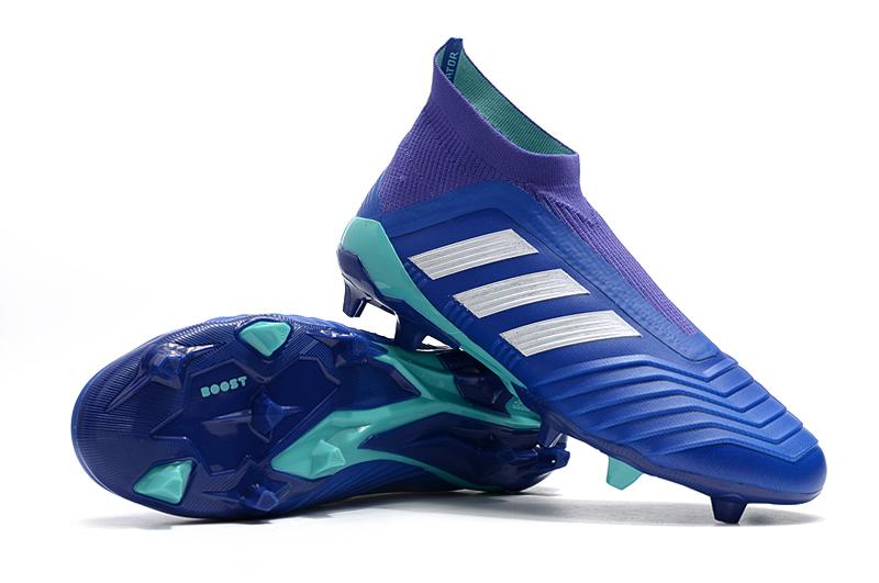 quality design 18fff 0a081 ... authentic inicio tacos adidas adidas predator 18 azul bd80d aecfe
