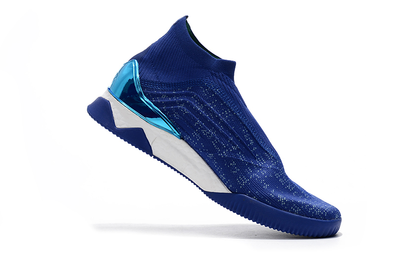 sports shoes ae2ba 400c7 ... greece inicio futsal adidas adidas predator tango 18 tr boost azul  a2f89 0069c ...