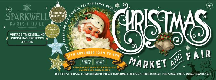 sparkwell parish hall is holding a very special christmas fair on sat 17th november there will be over 25 stalls selling an amazing variety of christmas - And This Christmas Will Be A Very Special Christmas