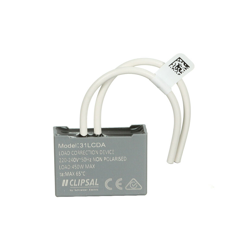 CLIPSAL 31LCDA Load Correction Device for Enhanced Dimming